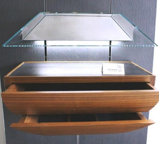 ESTAQUE - meuble - vitrine 04